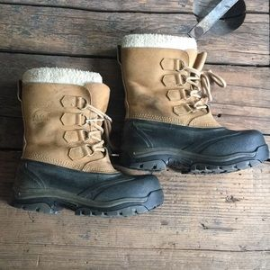 Women's Sorel Caribou Waterproof Winter Boots